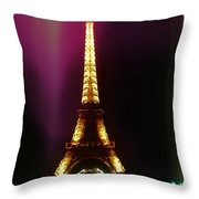 The Golden Age Throw Pillow