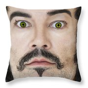 The Good Guy Throw Pillow