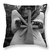 The Gordon Fisherman Throw Pillow