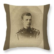 The Grand Duke Dimitry  Throw Pillow