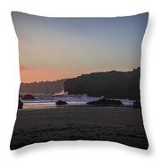 The Grand Farewell Throw Pillow