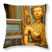 The Grand Palace Throw Pillow