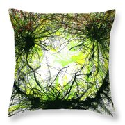 The Grand Symphony Of The Universe #634 Throw Pillow
