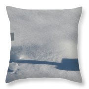 The Grave Of Bobby Kennedy Throw Pillow