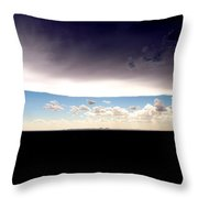 Great Divide Throw Pillow