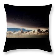 The Great Divide No2 Throw Pillow
