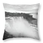 The Great Falls Throw Pillow