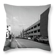 The Great Mall Throw Pillow