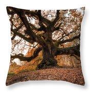 The Great Oak Throw Pillow