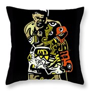 The Greatest  Throw Pillow