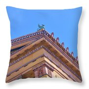 The Griffin Throw Pillow