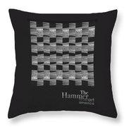 The Hammer Throw Pillow