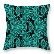 The Hands Of Time Throw Pillow