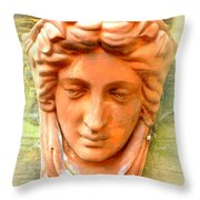 The Happiness Of Your Life Depends On The Quality Of Your Thoughts Throw Pillow