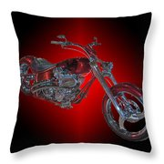 The Harley Throw Pillow
