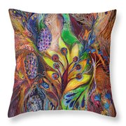 The Harvest Time Throw Pillow