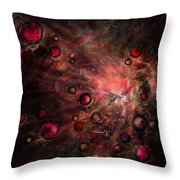 The Heart Of A Dream Throw Pillow