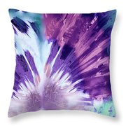 The Heart Of Passion Throw Pillow