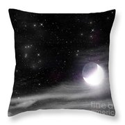 The Heavens Declare The Glory Of God - 2 Throw Pillow