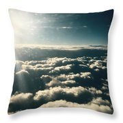 The Heavens Throw Pillow