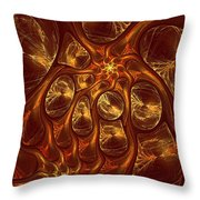 The Hebben Throw Pillow