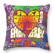 The Height Of Highness Throw Pillow