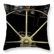The Helm Throw Pillow