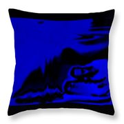 The Hermit Throw Pillow