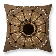 The Hermitage 2 Throw Pillow