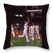 The Hick From French Lick Throw Pillow