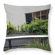 The High Line 151 Throw Pillow