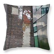 The High Line 153 Throw Pillow