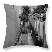 The High Line 158 Throw Pillow