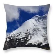 The Himalayas Tibet Yantra.lv 2016  Throw Pillow