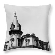 The House On Main 2016 Throw Pillow