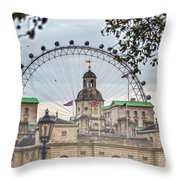 The Household Cavalry Museum 7 Art Throw Pillow