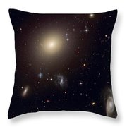 The Hubble Space Telescope Reveals An Throw Pillow by ESA and nASA