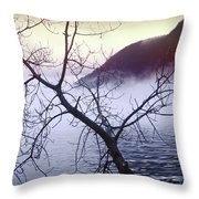 The Hudson Highlands Throw Pillow
