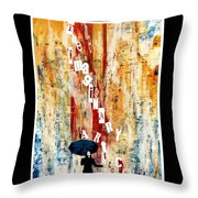 The Imaginary Art Co. Storm Throw Pillow