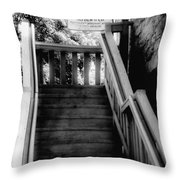 The Immigrant Traders Throw Pillow