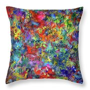 The Immortal_by Aatmica Throw Pillow