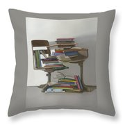 The Incredible Journey Throw Pillow