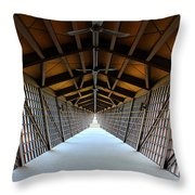 The Infinity Room Throw Pillow