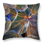 The Inner Weed 2 Throw Pillow