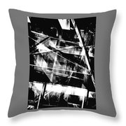 The Inner Works Throw Pillow