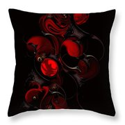 The Interfering Sentiment Throw Pillow