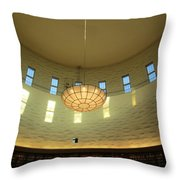 The Interior Lighting Throw Pillow