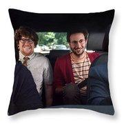 The Intern Throw Pillow