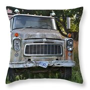 The International Throw Pillow
