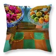 The Island Of God #11 Throw Pillow